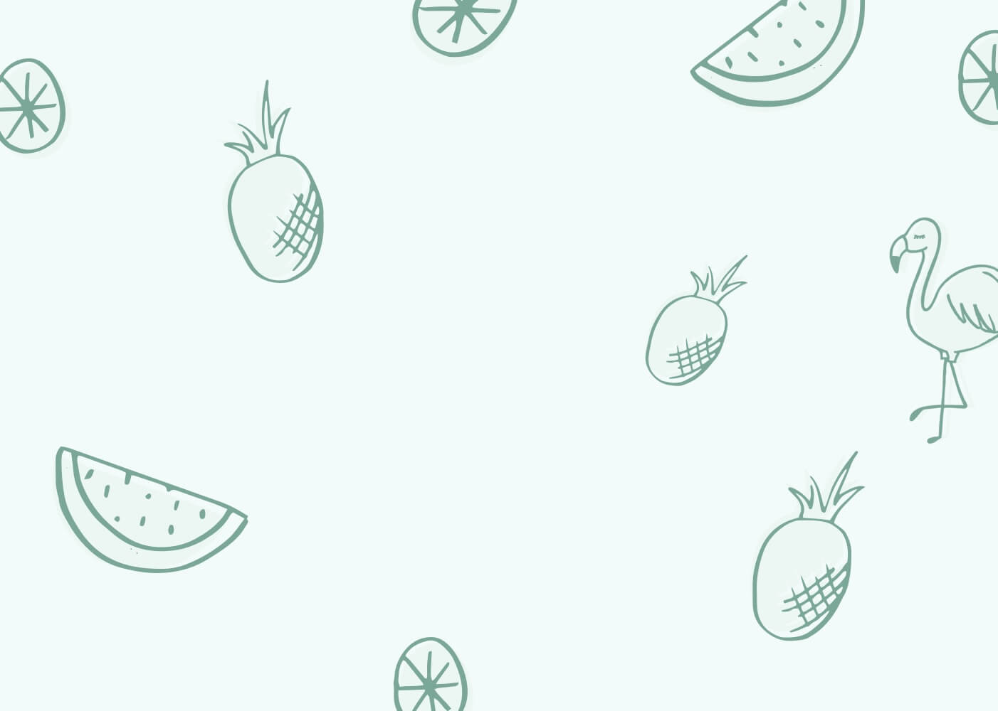 Fruit print background